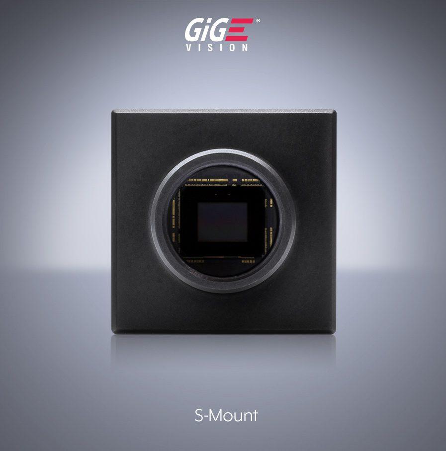 Phoenix S-Mount GigE Vision Camera