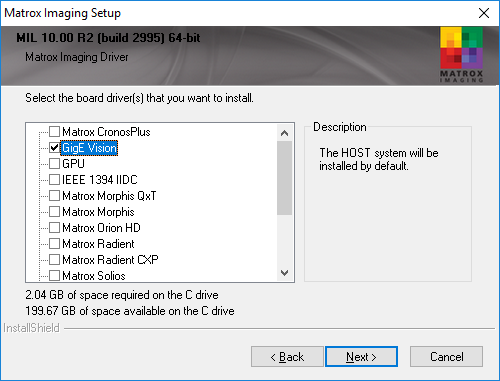 Using Matrox Image Library (MIL) for Windows | LUCID Vision Labs