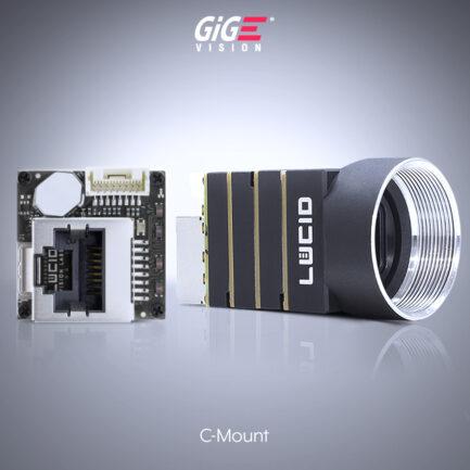 Phoenix C-mount Camera with RJ45