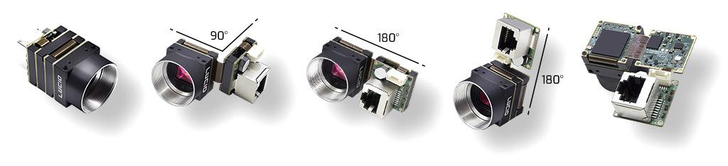 Phoenix Industrial transformable camera
