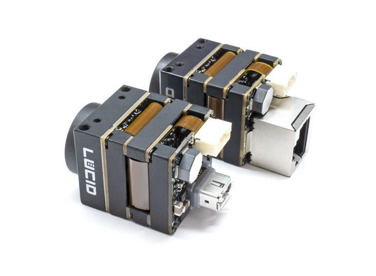 IX connector camera