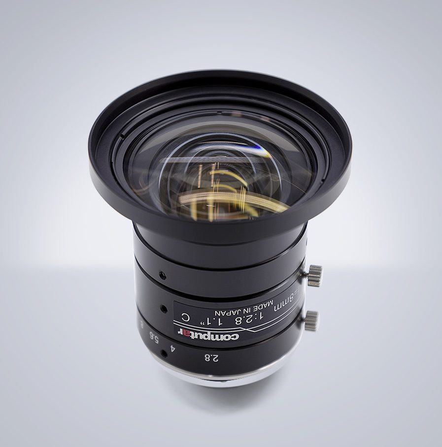Computar v0828-mpy 8mm lens
