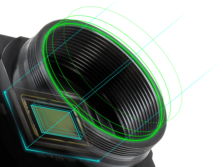 active sensor alignment