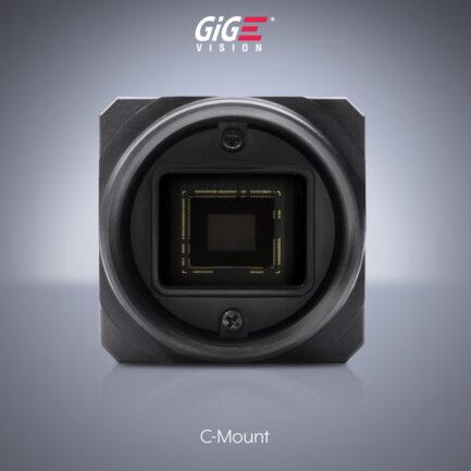 Triton C-mount Machine Vision Camera Front