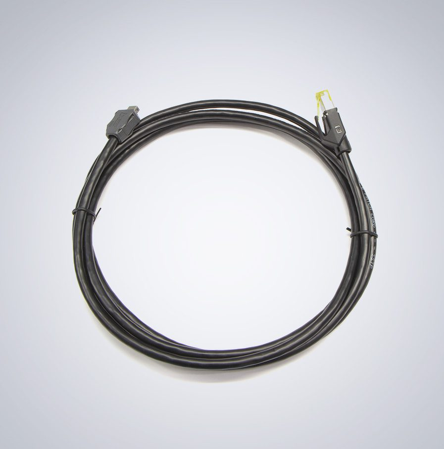 ix to rj45 cat6a ethernet cable