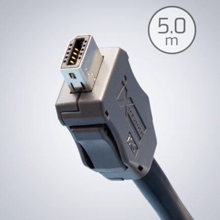 ix Industrial connector cable cat6a