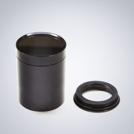 IP67 50mm Lens Tube for Machine Vision Cameras