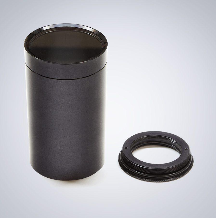 IP67 70mm Lens Tube for Machine Vision Cameras