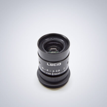 Lucid NF120-5M-C C-mount 5MP super compact lens