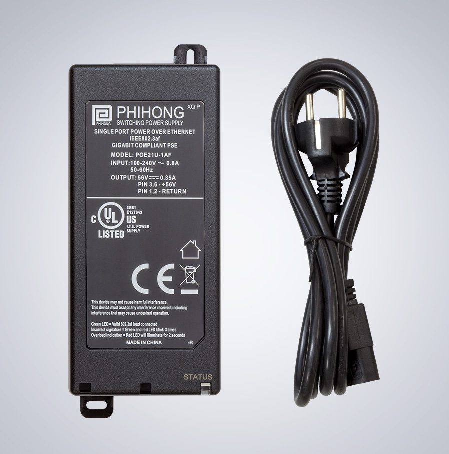 Phihong PoE Injector
