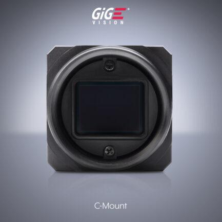 Triton camera c-mounts large format sensor