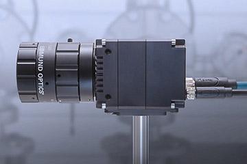 Atlas camera with Edmund Optics TFL Lens