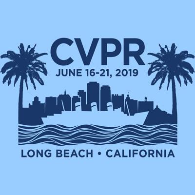 CVPR Long Beach 2019 logo