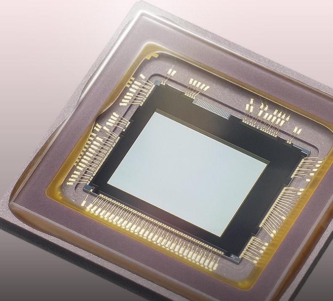 Sony DepthSense 3D ToF Sensor