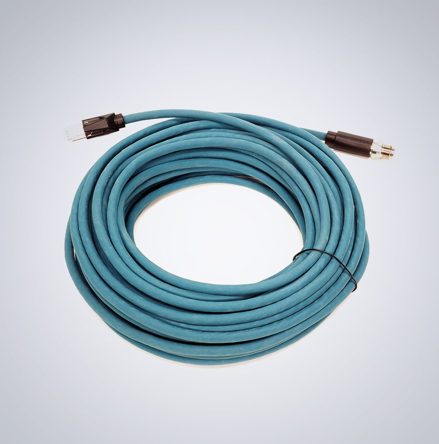 m12 ip67 ethernet cable rj45 15m