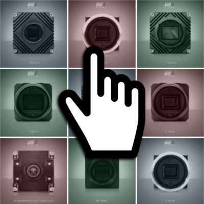 camera selector for LUCID products