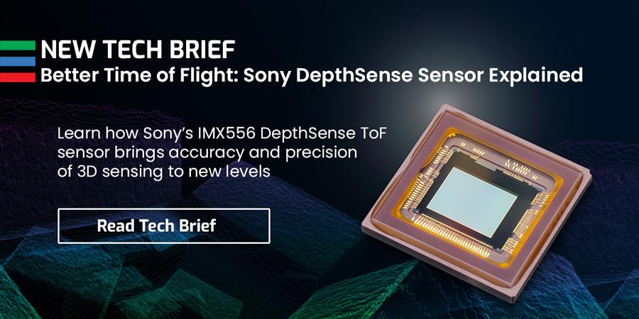 sony depthsense sensor explained tech brief
