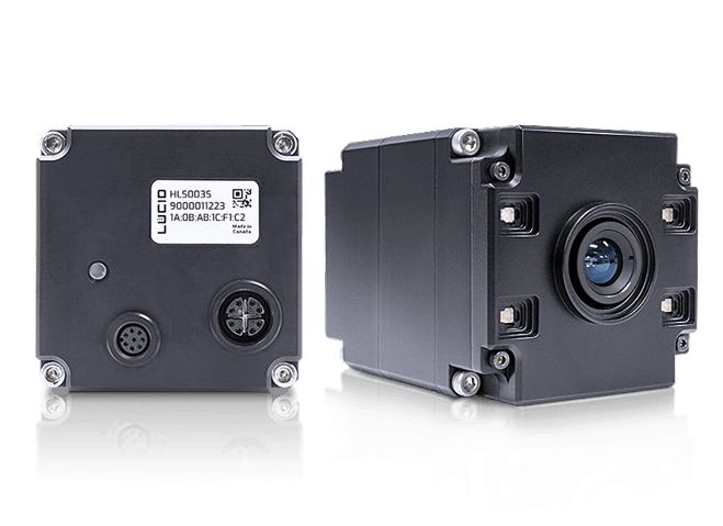 Helios Time-Of-Flight ToF 3D camera